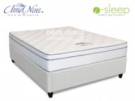 Cloud Nine - Epic Comfort - Double Mattress + FREE BASE