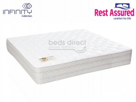 Rest Assured - Body Posture - King Size Mattress [Extra Length]