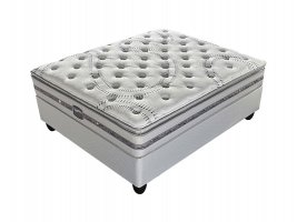 Slumberland - Davon Medium - Double Bed Set [Extra Length]