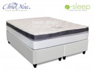 Cloud Nine - Grande BT - King Size Mattress + FREE BASE