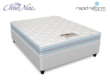 Cloud Nine - Lodestar - Queen Size Bed Set [Extra Length]