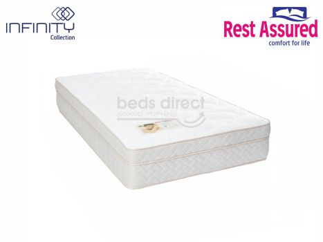 Rest Assured - Body Zone NT - Three Quarter Mattress [Extra Length]