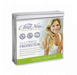 Cloud Nine - Waterproof Mattress Protector - Three Quarter
