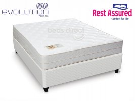 Rest Assured - Somerset NT - Double Mattress + FREE BASE