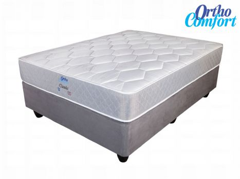 Ortho-Comfort - Classic - Double Bed Set