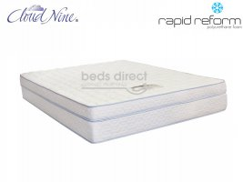 Cloud Nine - Neuroflex BT - Double Mattress [Extra Length]