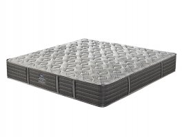 Sealy Posturepedic - Rialto Extra Firm Pocket - King Size Mattress [Extra Length]