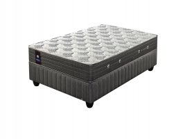 Sealy Posturepedic - Amon Firm - Three Quarter Bed Set [Extra Length]