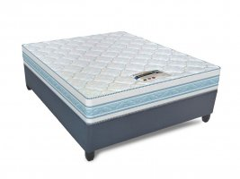 Cloud Nine - Blue 50th Anniversary - Queen Size Bed Set [extra Length]