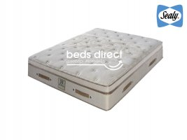 Sealy Posturepedic - Lyon Gel Pamper Top - Queen Size Mattress