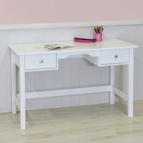 Bravo Desk with Trendy Chair - White (Jhb/Pta Only)