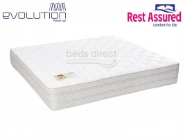 Rest Assured - St Andrews - King Size Mattress