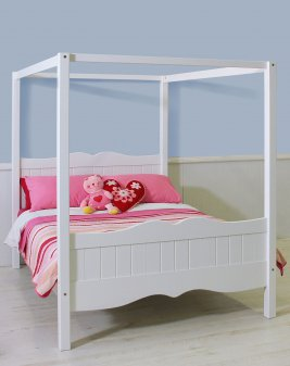Tendaluv 4 Poster Bed - 137cm (Jhb/Pta Only)