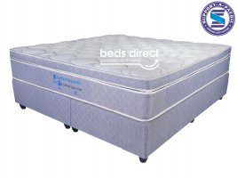 Support-a-Paedic - Platinum Crest - Chiro Gel - King Size Bed Set