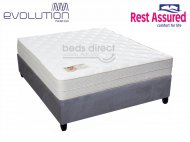 Rest Assured - Somerset NT - Double Mattress + Universal Suede Base (Combi Deal - Cape Town Only)
