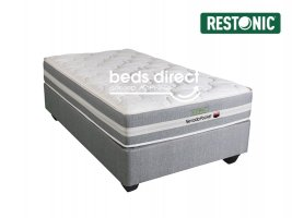 Restonic - Nevada Pocket - Three Quarter Bed Set