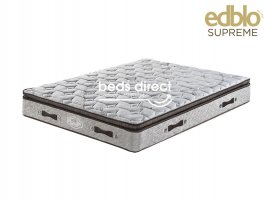 Edblo - Madrid Pillow Top - Double Mattress