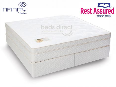 Rest Assured - Body Zone NT - King Size Bed Set [Extra Length]