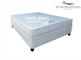 Strandmattress - Dream-Me - Queen Size Bed Set