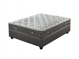 Sealy Posturepedic - Borgio Firm - Queen Size Bed Set [Extra Length]