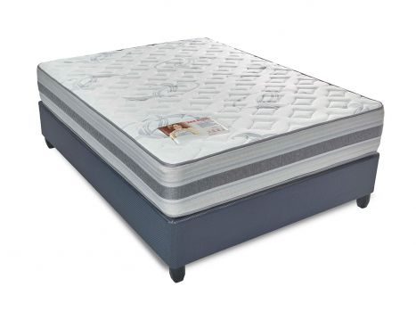 Rest Assured - Weightmaster - Double Bed Set