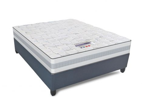 Cloud Nine - Chiroflex VX - Double Bed Set [Extra Length]
