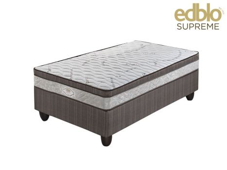 Edblo - Jasper Support Top - Single Bed Set