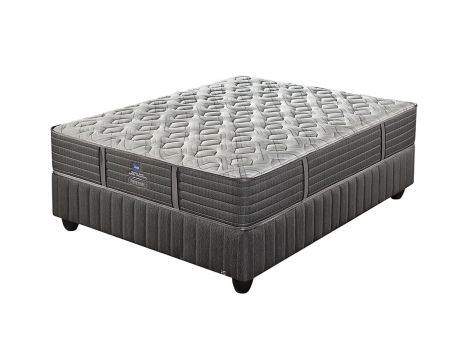 Sealy Posturepedic - Rialto X-Firm Pocket - Queen Size Bed Set