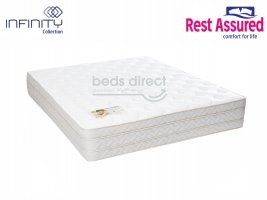 Rest Assured - Body Posture - Double Mattress [Extra Length]