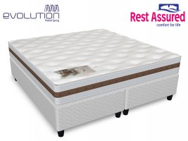 Rest Assured - St Andrews - King Size Bed Set