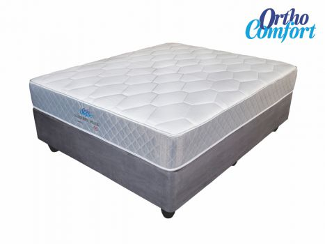 Ortho-Comfort - Luxury Flex - Queen Size Bed Set [Extra Length]