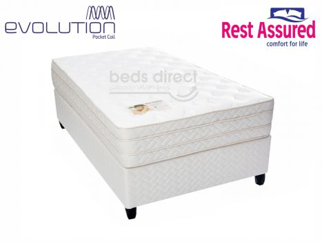 Rest Assured - St Andrews - Single Bed Set