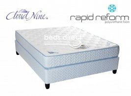 Cloud Nine - Neuro-Care - Double Bed Set (Jhb/Pta Only)