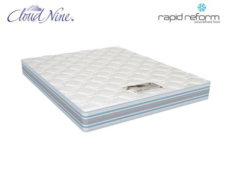 Cloud Nine - Lodestar - Queen Size Mattress