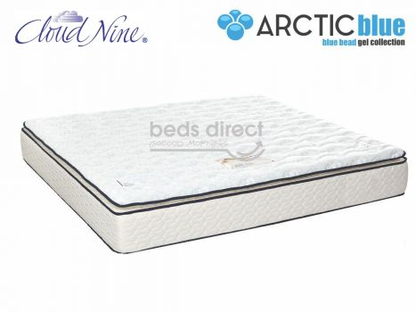 Cloud Nine - Blue Eclipse NT - King Size Mattress [Extra Length]