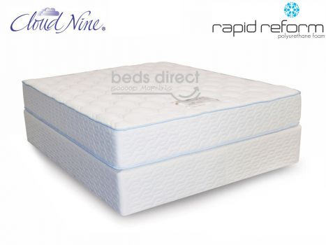 Cloud Nine - Lodestar - Queen Size Bed Set