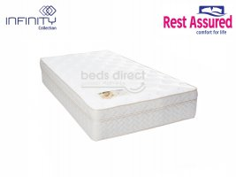 Rest Assured - Body Care NT - Three Quarter Mattress [Extra Length]