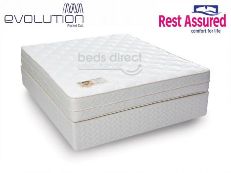 Rest Assured - Somerset NT - Double Bed Set