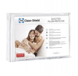Sealy - Clean-Shield Waterproof Mattress Protector - King Size