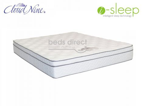 Cloud Nine - Epic Comfort - Queen Size Mattress