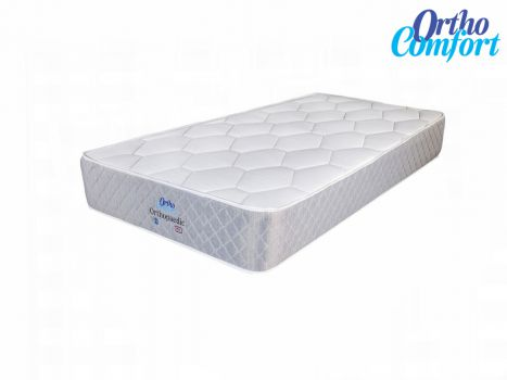 Ortho-Comfort - Orthopaedic - Single Mattress [Extra Length]