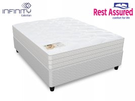 Rest Assured - Body Posture - Double Bed Set