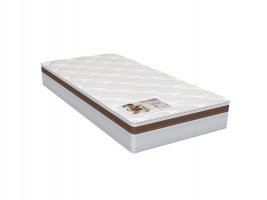 Rest Assured - Somerset NT - Three Quarter Mattress [Extra Length]