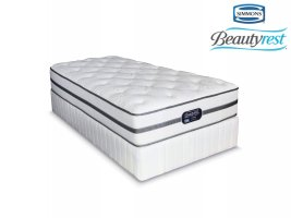 Simmons Beautyrest - Classic - Plush - Three Quarter Bed Set [Extra Length]