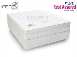 Rest Assured - Body Zone NT - Queen Size Bed Set [Extra Length]