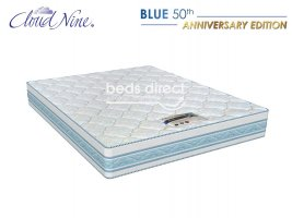 Cloud Nine - Blue 50th Anniversary - Double Mattress