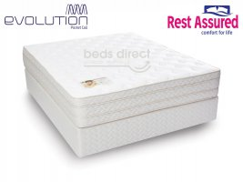 Rest Assured - St Andrews - Queen Size Bed Set
