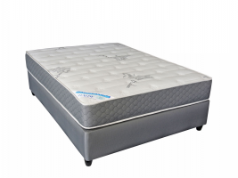 Sleepwell - Luxline - Queen Size Bed Set (Cape Town Only)
