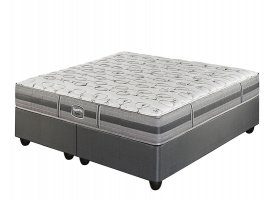 Slumberland - Moonlight - Ultra Luxury - Aspire - King Size Bed Set [Extra Length]