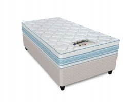 Cloud Nine - Blue 50th Anniversary - Three Quarter Bed Set